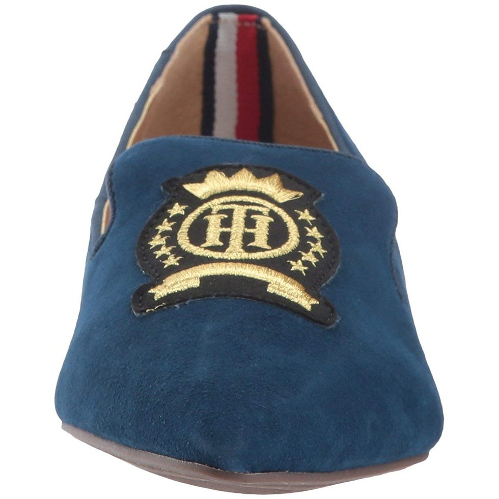 3969565badfc Shop Tommy Hilfiger Women s Hansun Driving Style Loafer - Free Shipping On  Orders Over  45 - Overstock - 22901434