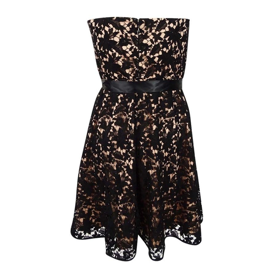 d279653c051 Shop City Chic Women s Plus Size Strapless Lace Dress (XS 14W