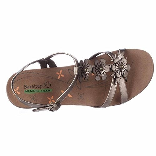 4c3287068b Shop Bare Traps Womens Hammond Open Toe Casual T-Strap Sandals - Free  Shipping On Orders Over $45 - Overstock - 14537543