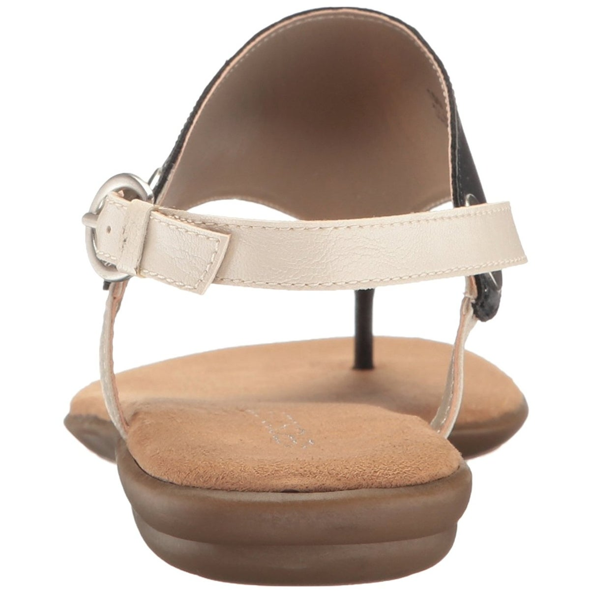 285510c5d23f Shop Aerosoles Womens Conchlusion Leather Open Toe Casual Ankle Strap  Sandals - Free Shipping Today - Overstock - 17009861