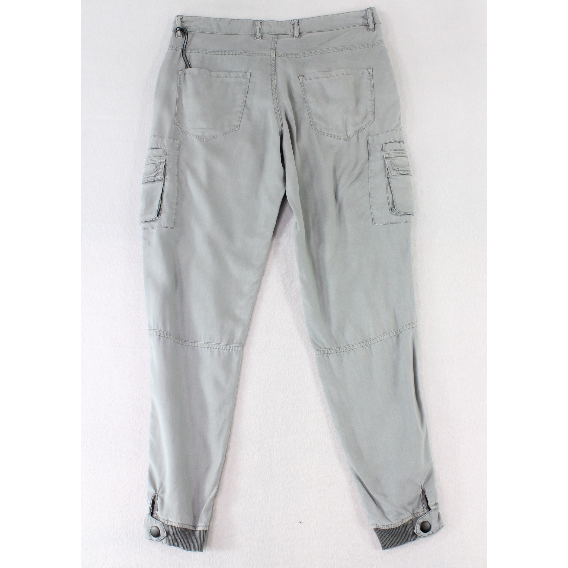 33e8ce6e00b0 Shop Black Orchid NEW Gray Women s Size Medium M Cargo Stretch Jogger Pants  - Free Shipping On Orders Over  45 - Overstock - 20746631