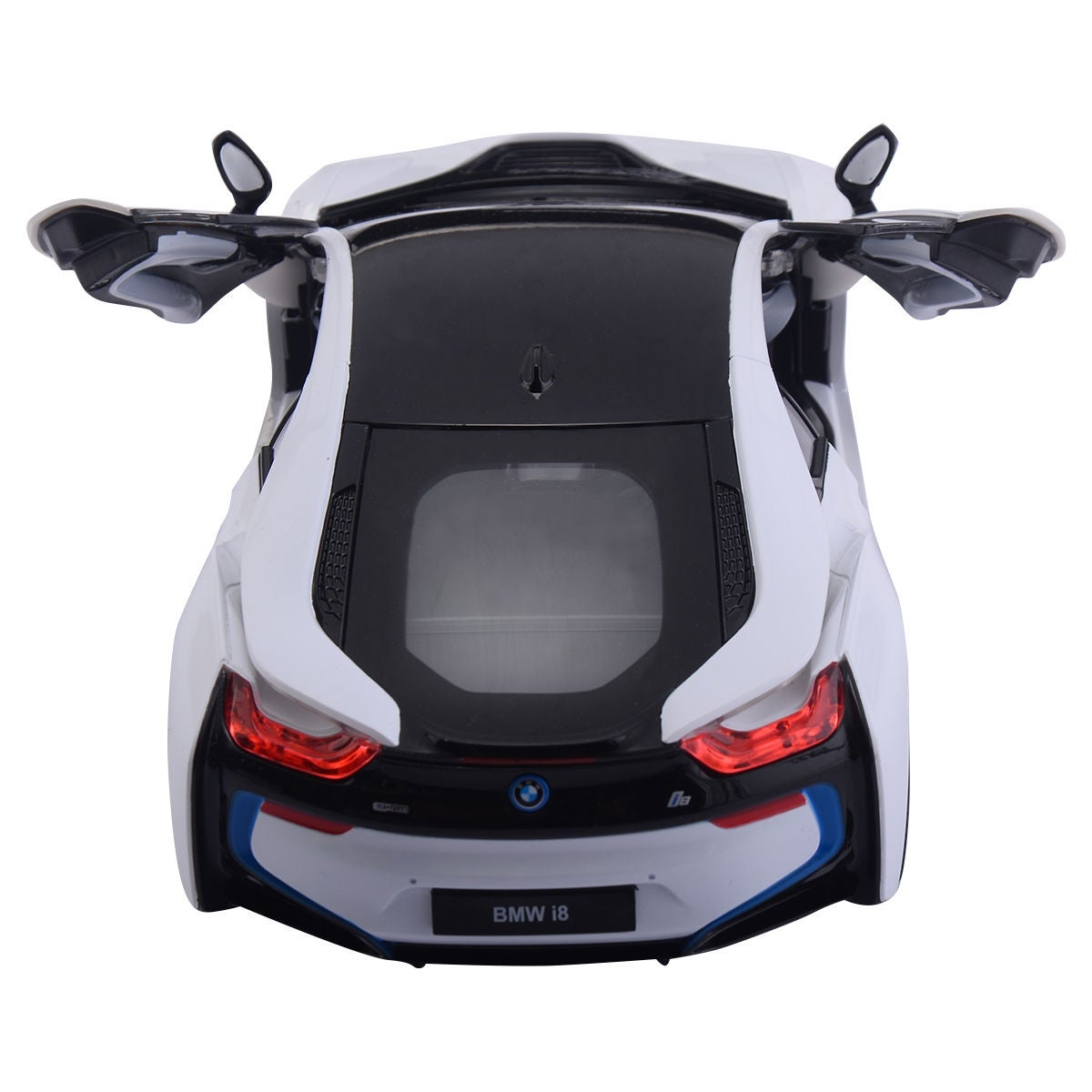 Shop Costway 1 14 Bmw I8 Licensed Radio Rc Car Remote Control W