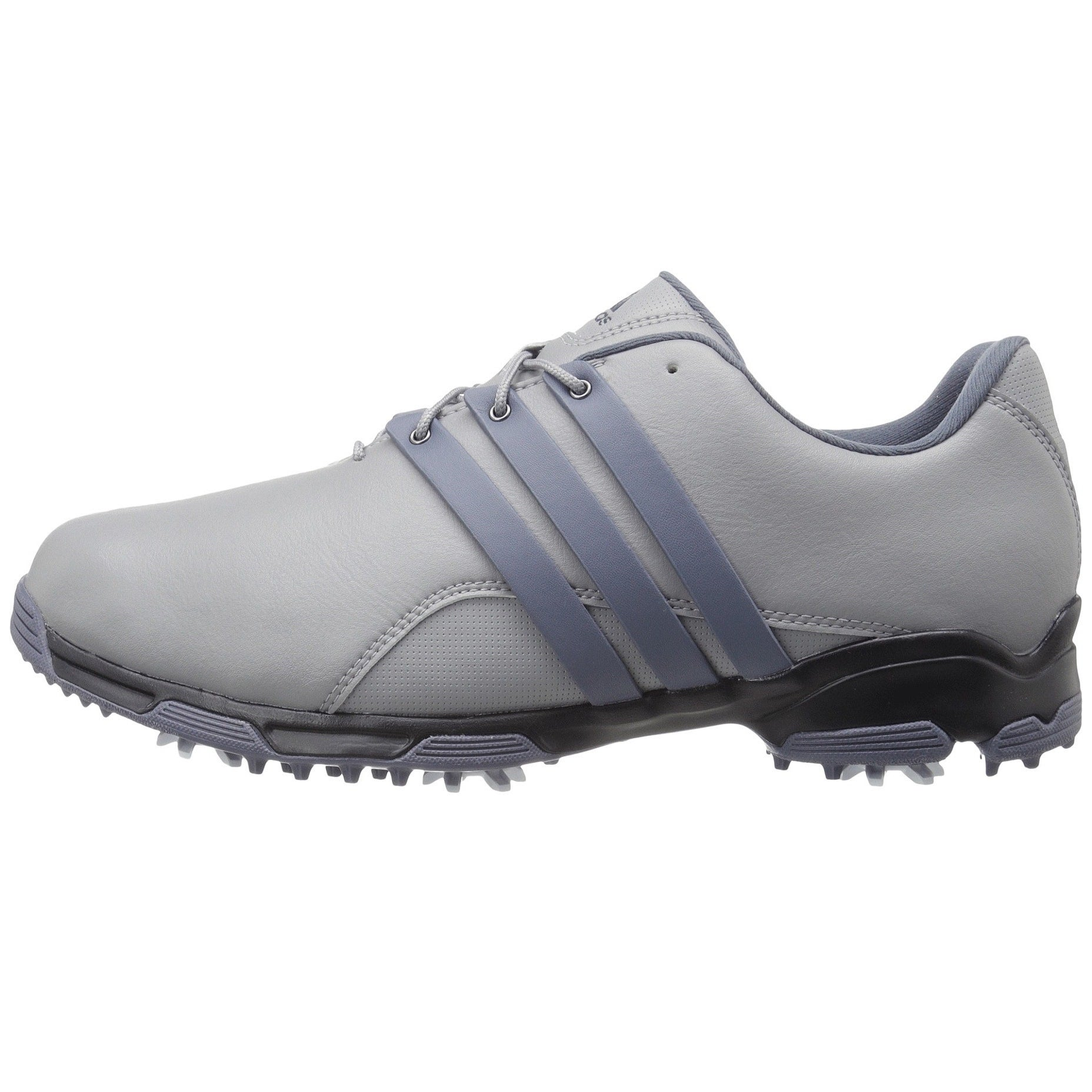 Shop Adidas Men s Pure TRX Light Onix Onix Core Black Golf Shoes F33412 -  Free Shipping Today - Overstock.com - 18507164 967d3d0df