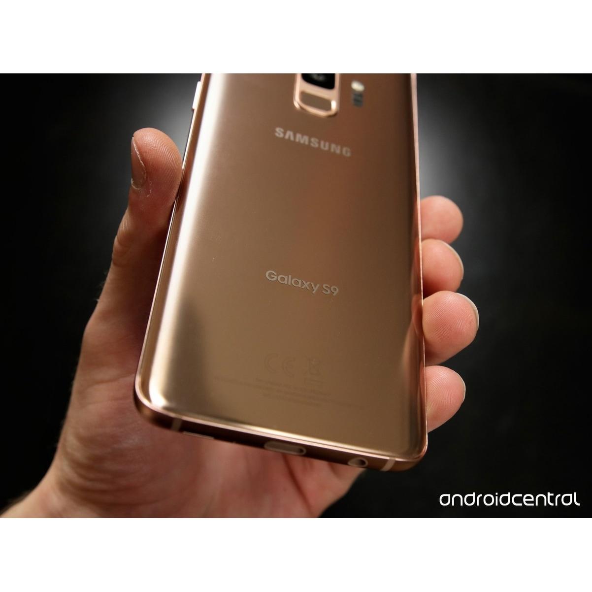 Samsung Galaxy S9 SM-G960U 64GB 4G LTE UNLOCKED (Verizon, AT&T, T-Mobile)  5 8