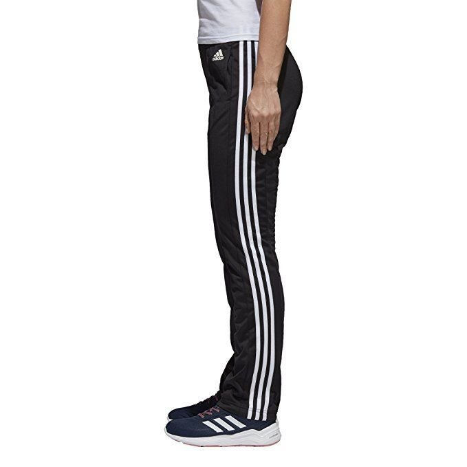 f0e16d8df2b0 Shop adidas Women's Designed 2 Move Straight Pants, Black/White, SZ X-Large  - Free Shipping Today - Overstock - 26889134