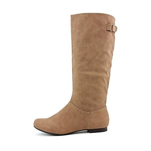 096b63e7e40 Womens Mighty Closed Toe Mid-Calf Fashion Boots - Free Shipping On Orders  Over  45 - Overstock.com - 14795194