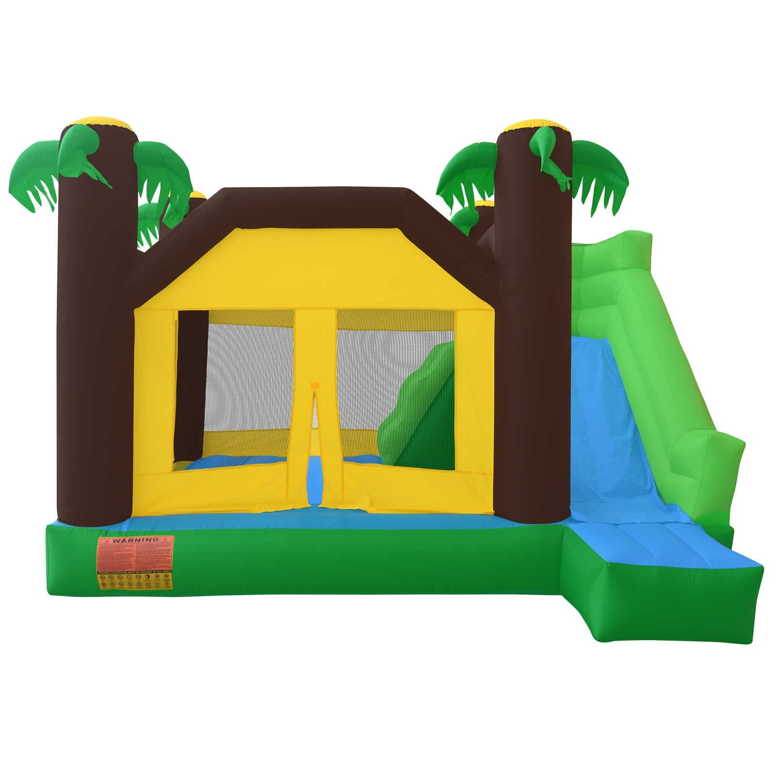 shop cloud 9 jungle jumper bounce house inflatable bouncer with