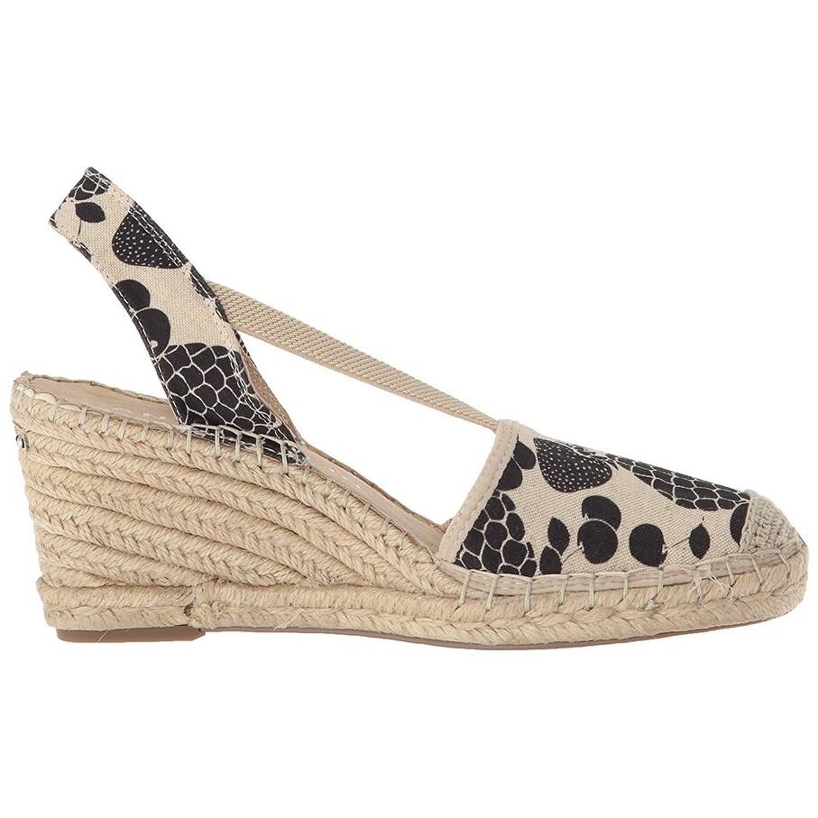 8a5a12d07b1 Shop Anne Klein Women s Abbey Fabric Espadrille Wedge Sandal