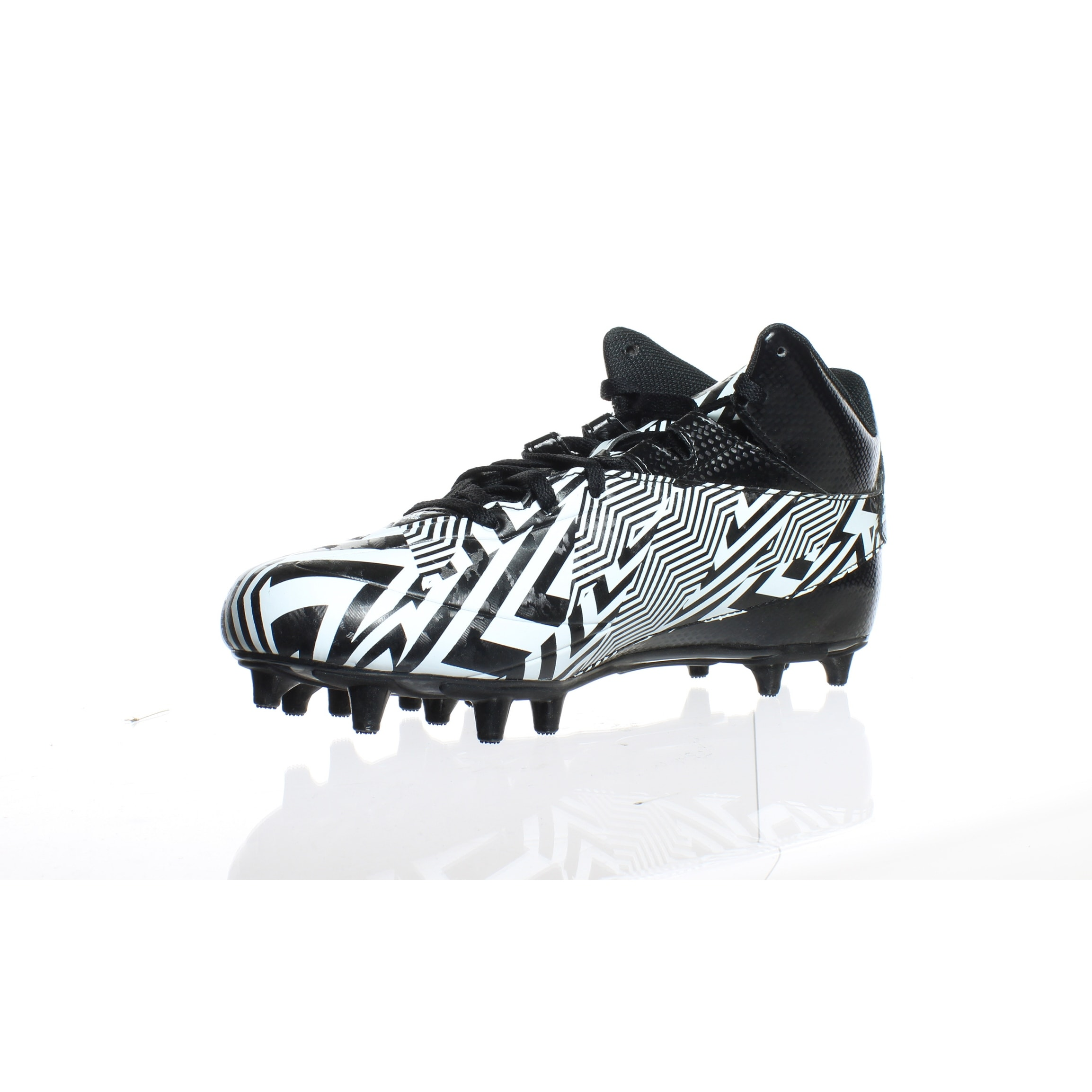 the best attitude 8274f deec3 Shop Adidas Mens Filthyspeed Mid-M BlackPlatinum Football Cleats Size 9 -  Free Shipping On Orders Over 45 - Overstock.com - 25534395