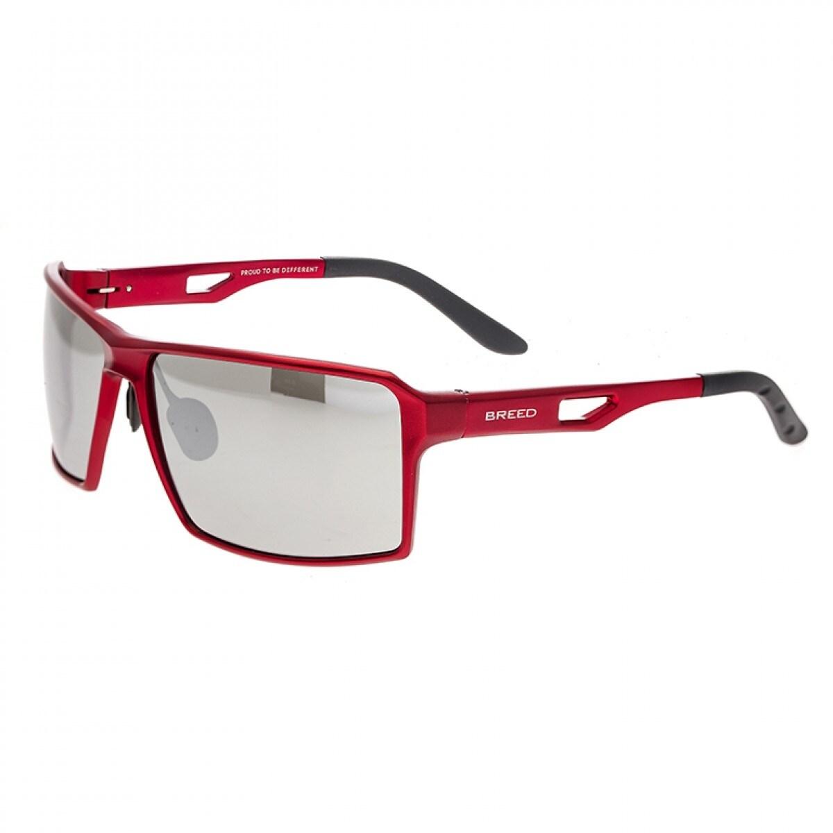 28af689a58 Breed Centaurus Men s Aluminium Sunglasses - 100% UVA UVB Prorection -  Polarized Mirrored Lens - Multi