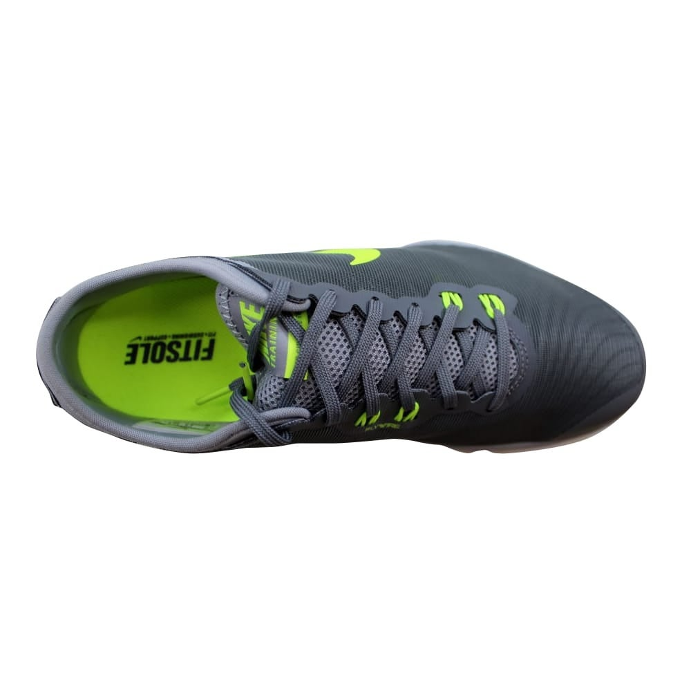 8817b739bef Shop Nike Women s Flex Supreme TR 4 Cool Grey Volt-Wolf Grey-Pure Platinum  823668-003 Size 9 - On Sale - Free Shipping Today - Overstock - 23436959