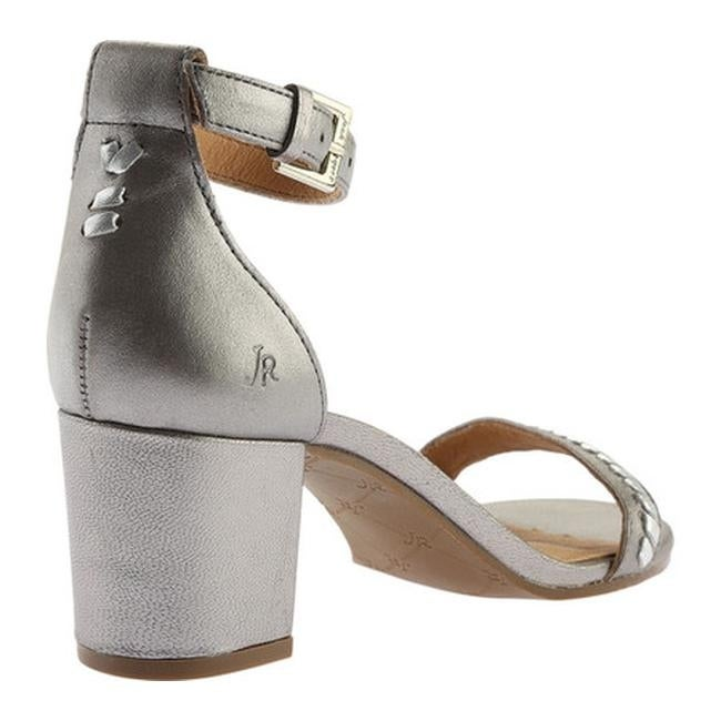 308c6e92ab5 Shop Jack Rogers Women s Lillian Ankle Strap Sandal Pewter Leather - On  Sale - Free Shipping Today - Overstock - 16459193