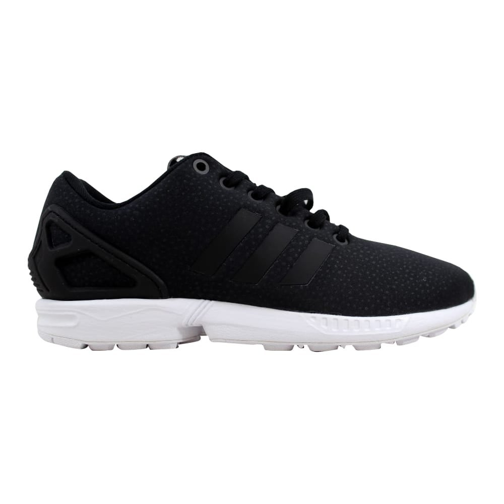 another chance a56d5 32569 Adidas Women's ZX Flux W Black/Black-Silver Metallic BY9215