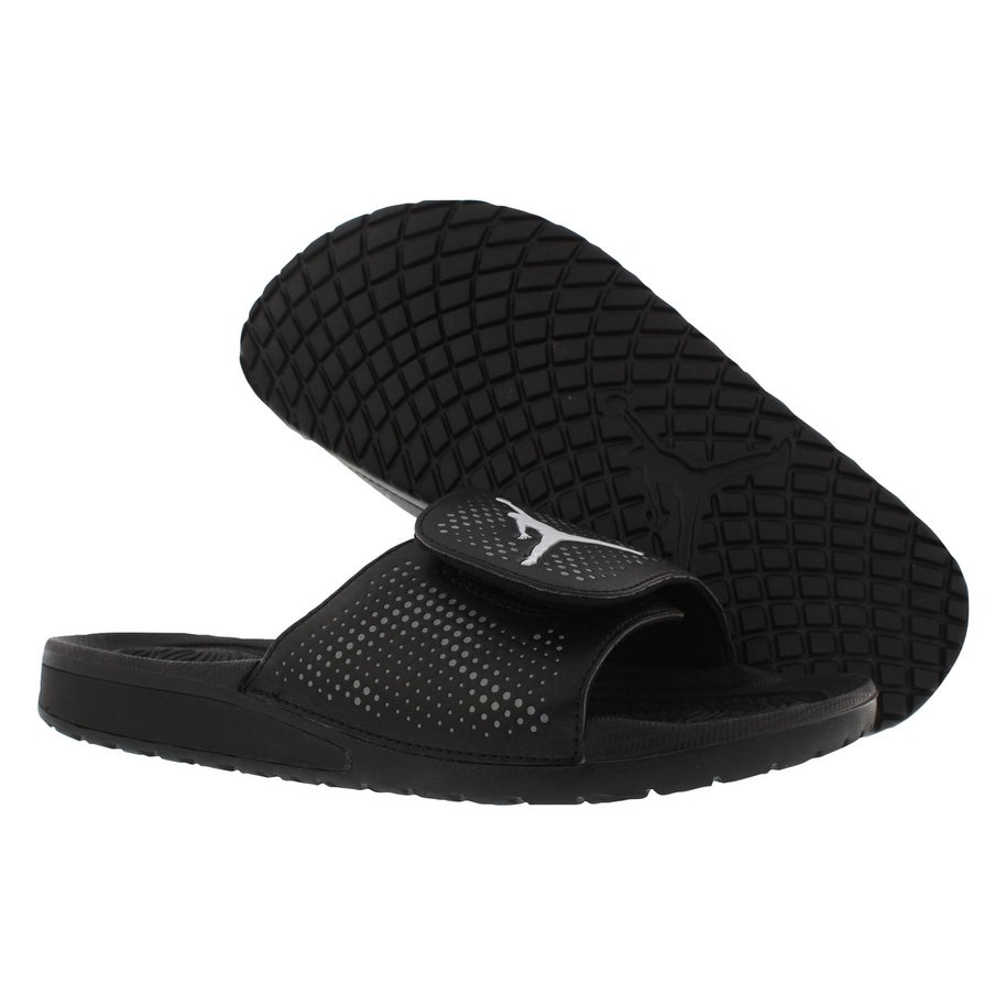 aa4e4181a68b90 Shop Jordan Hydro 5 Sandals Junior s Shoes - Free Shipping On Orders Over   45 - Overstock - 22401273