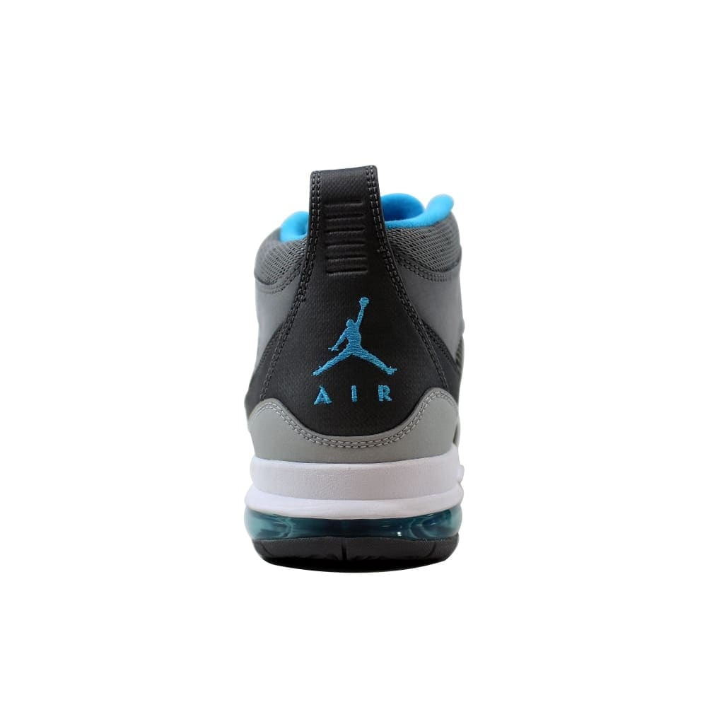 6647d57121c Shop Nike Men s Air Jordan Flight 9 Max RST Cool Grey Current Blue-Wolf Grey-White  486875-008 - On Sale - Free Shipping Today - Overstock - 21141742