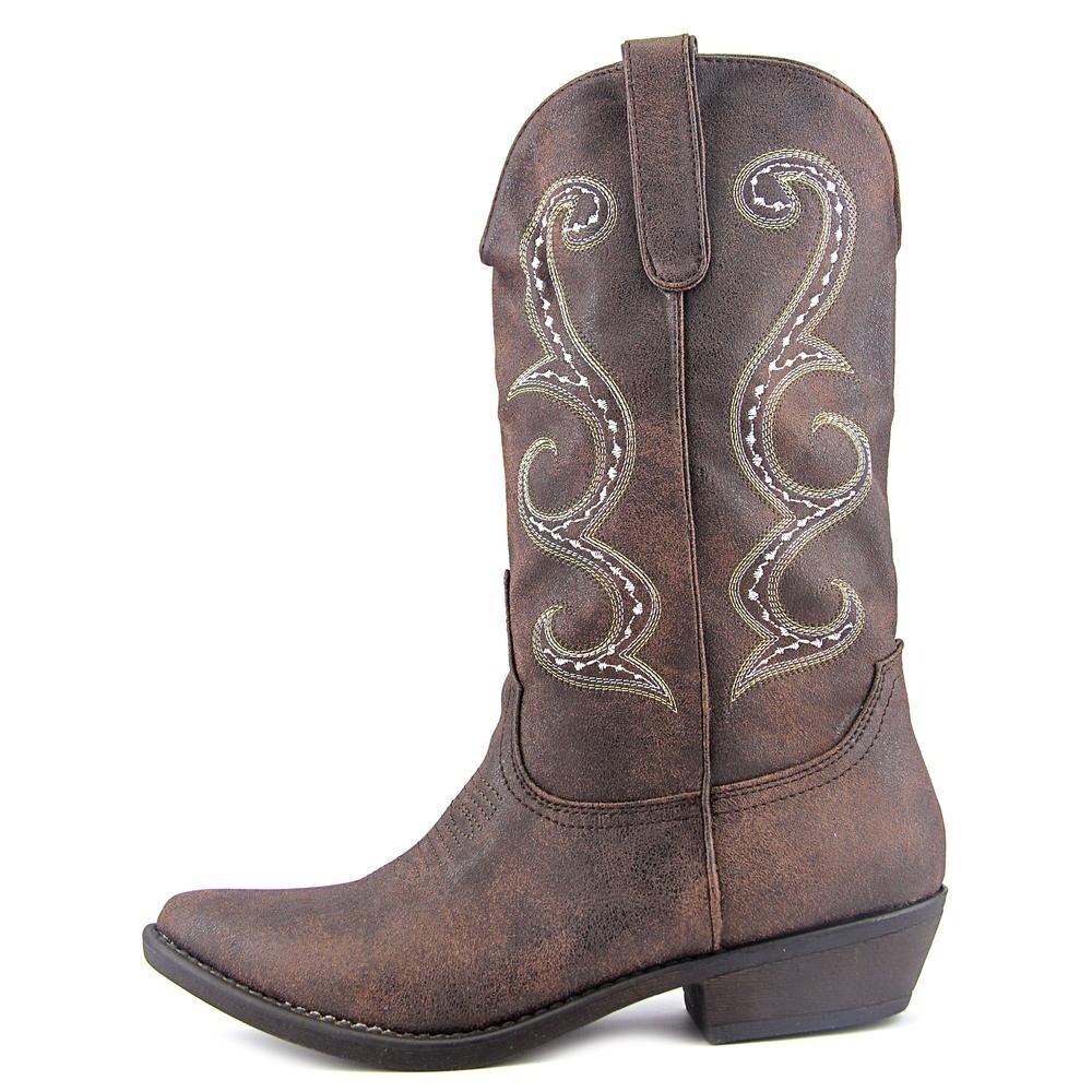 613fd00b265 American Rag Dawnn Pointed Toe Synthetic Western Boot