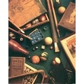 ''Billiards'' by Michael Harrison Sports/Games Art Print (28 x 22 in.)