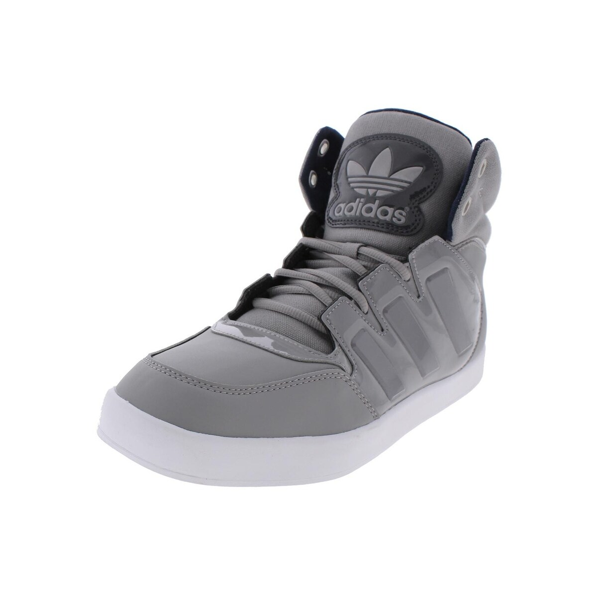 low priced 3bc68 01d92 Shop adidas Originals Mens Dropstep Athletic Shoes High Top Trainers - Free  Shipping On Orders Over 45 - Overstock - 20545978
