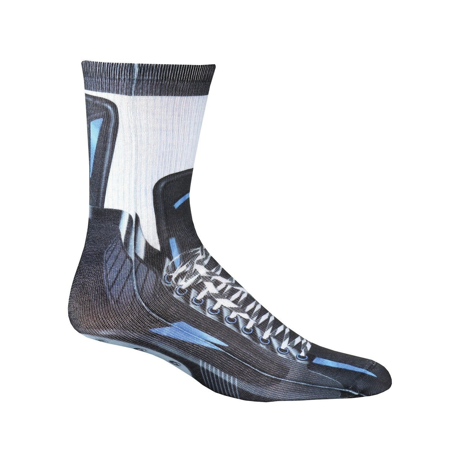 4beca9d7453 Shop What On Earth Unisex Sublimated Skate Socks - Hockey or Ice Skates - One  size - On Sale - Free Shipping On Orders Over  45 - Overstock - 23115982