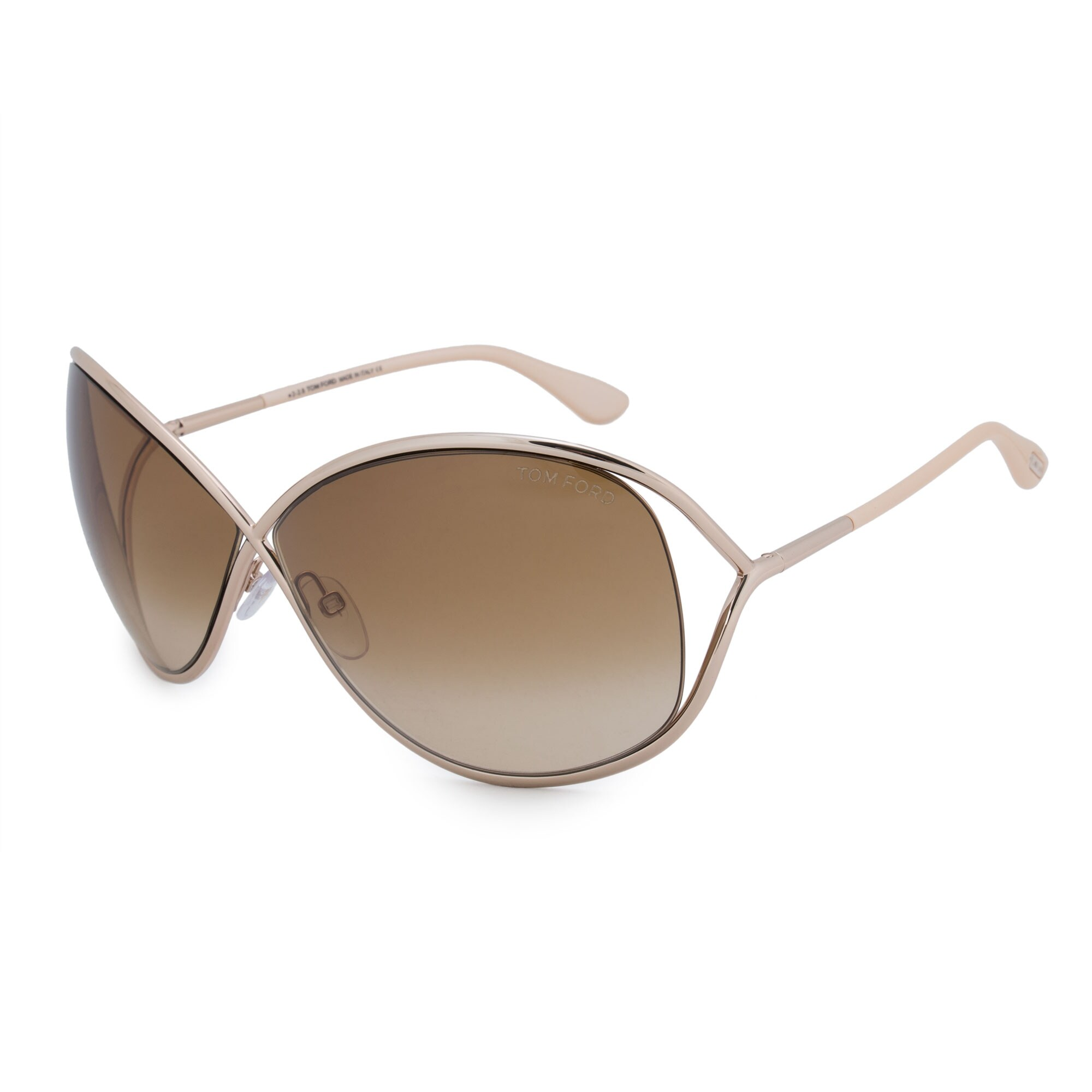4d0d9e73cf Shop Tom Ford Miranda Butterfly Sunglasses FT0130 28F 68 - On Sale - Free  Shipping Today - Overstock - 23138745