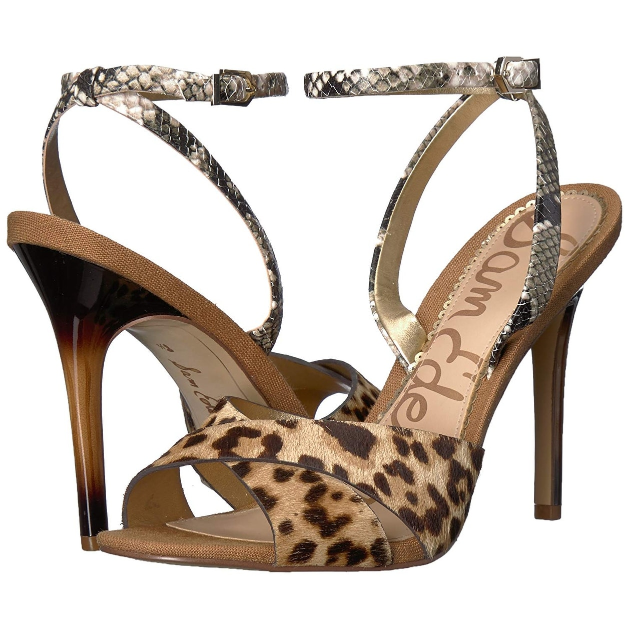 457b9ad8582 Shop Sam Edelman Womens Aly Open Toe Casual Slingback Sandals - Sand - Free  Shipping Today - Overstock.com - 24307104
