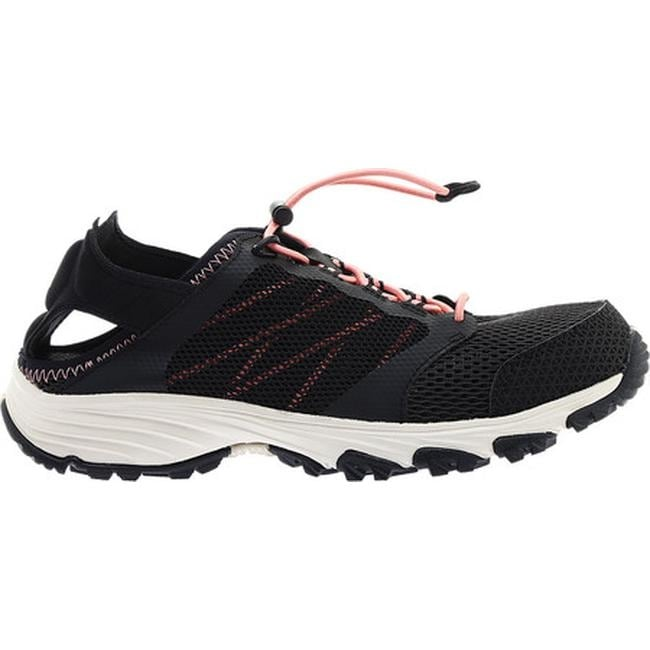 9ec3d043252f Shop The North Face Women s Litewave Amphibious II Water Shoe TNF  Black Desert Flower Orange - Free Shipping Today - Overstock - 20815197