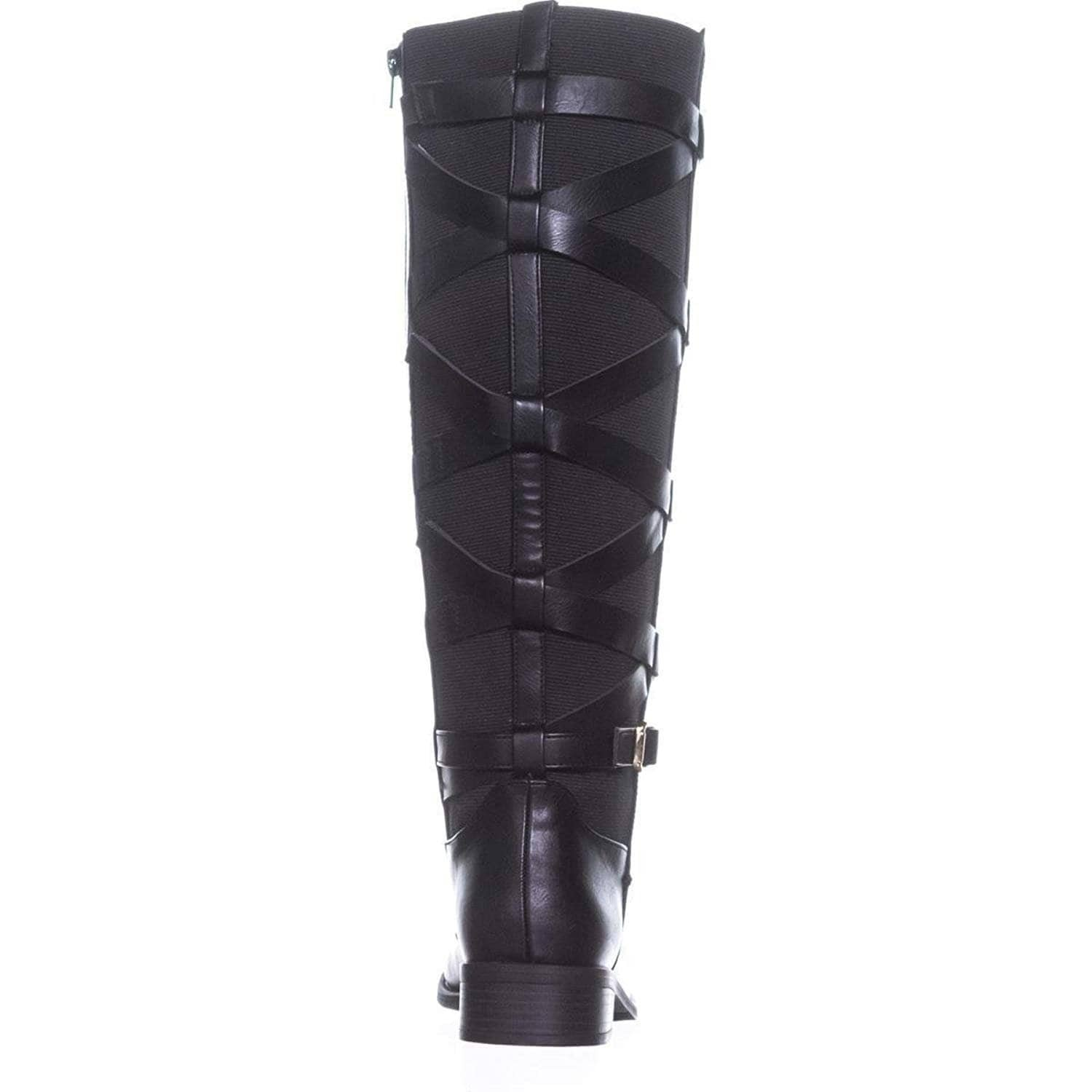 8a124a864c56 Shop Thalia Sodi Womens Veronika Wide Calf Riding Boots Closed Toe Knee  High Fashi... - Free Shipping On Orders Over  45 - Overstock - 25738131