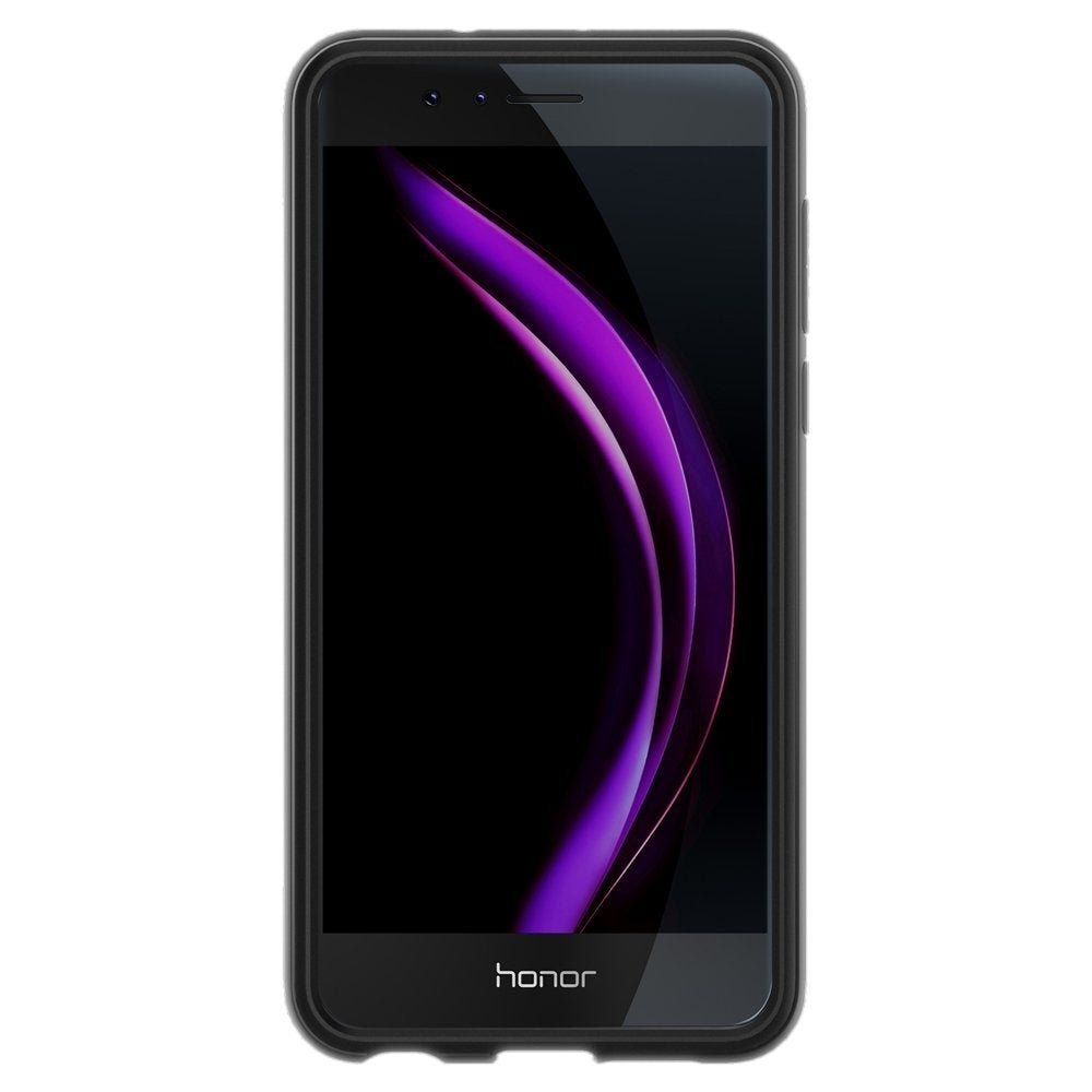 Shop Spigen Rugged Armor Honor 8 Case With Resilient Shock Samsung Galaxy A5 2016 Tough Hybrid Back Absorption Black Free Shipping On Orders Over 45 16068860