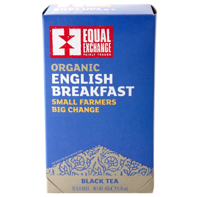 Equal Exchange Organic Teas Ccaffeine English Breakfast Black Lipton Pyramid 25s 20 Tea Bags Free Shipping On Orders Over 45 Overstock 28011811