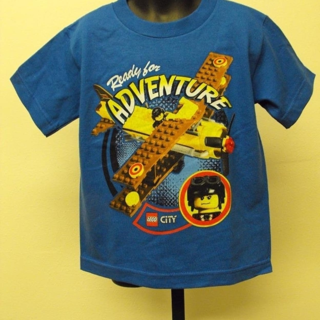 5b1d7c3e9 Shop Lego City Kid Kids Size 4 Graphic T-Shirt - Free Shipping On Orders  Over $45 - Overstock - 23030317