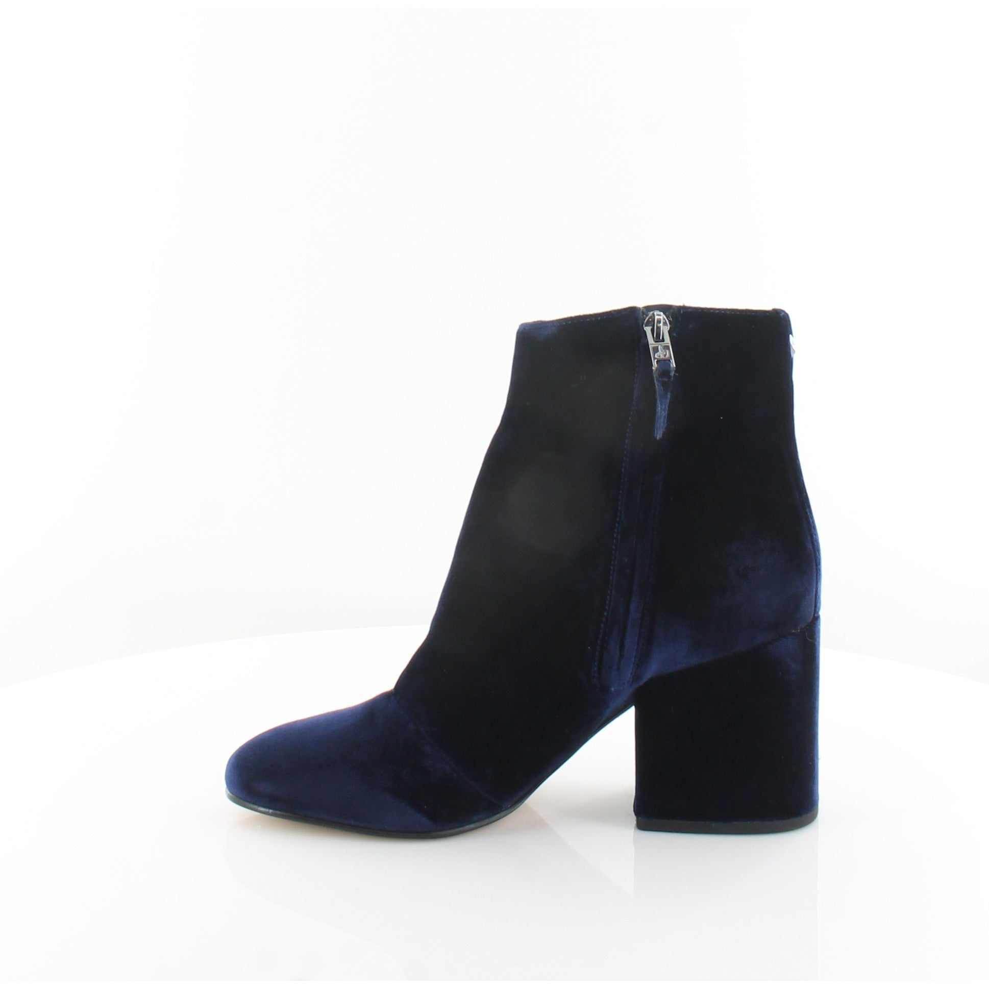 385a3a357 Shop Sam Edelman Taye Women s Boots Navy - Free Shipping Today - Overstock  - 25674595