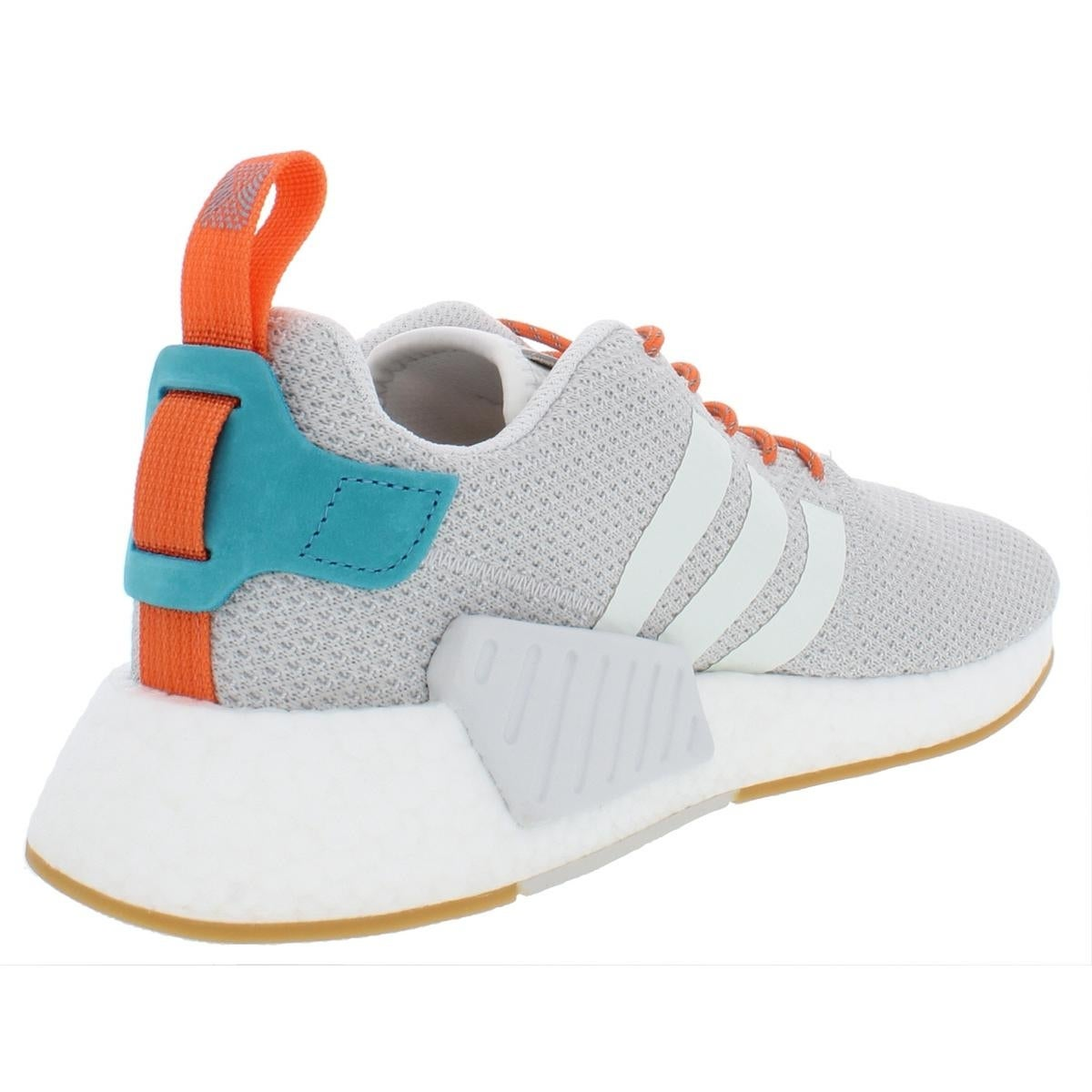 new arrival 6a880 c9fc4 adidas Originals Mens NMD R2 Summer Athletic Shoes Knit Running