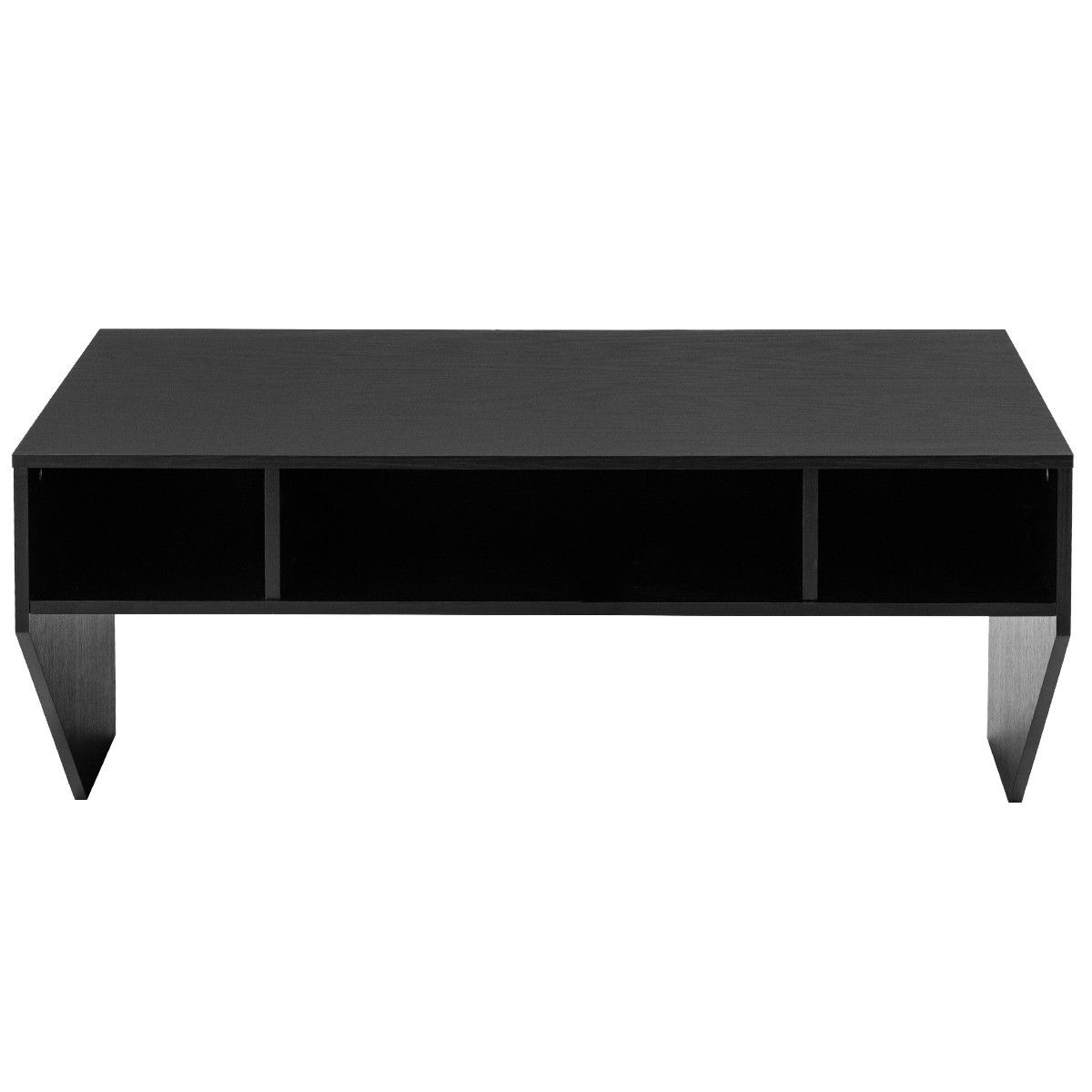 Shop Costway Wall Mounted Floating Computer Table Sturdy Desk Home Office  Furni Storag Shelf   Free Shipping Today   Overstock   19665905