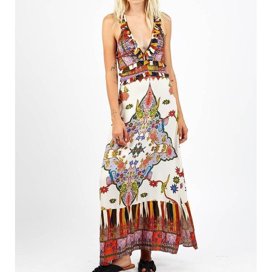 b02d3060489 Shop Anthropologie Les Arcades Dress - Free Shipping Today - Overstock -  26232457