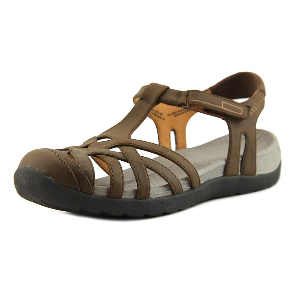 6c03f4880fd Shop Baretraps Feena Women Round Toe Synthetic Brown Fisherman Sandal -  Free Shipping On Orders Over  45 - Overstock.com - 19668665