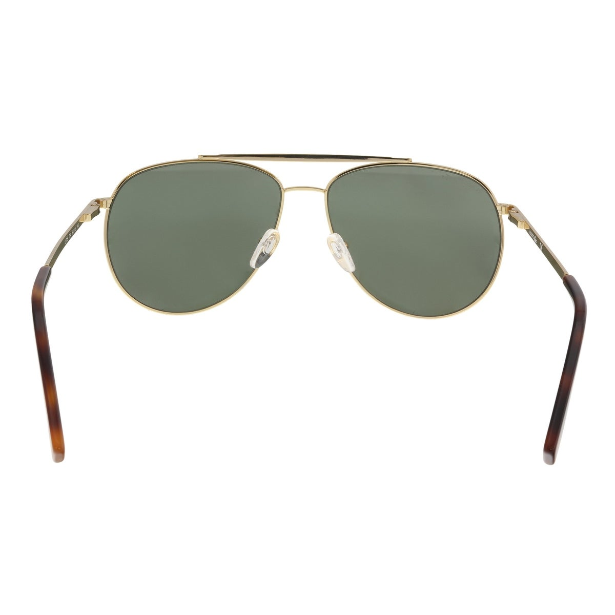 4be10889aa4 Shop Lacoste L177S 714 Gold Aviator Sunglasses - 59-15-140 - Free Shipping  Today - Overstock - 20005147