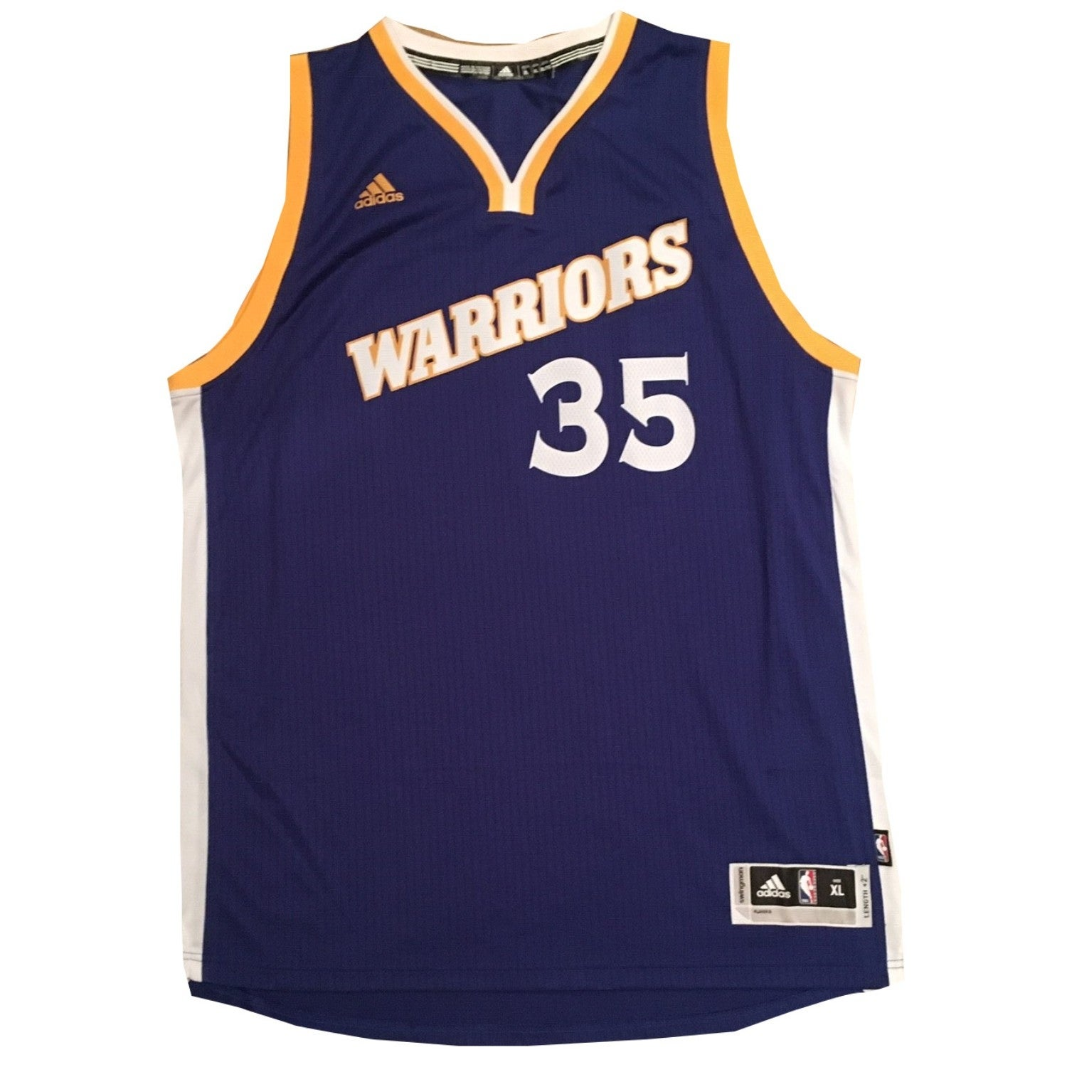 1addc8f4048 Shop Kevin Durant Autographed Golden State Warriors Signed NBA Adidas  Swingman Basketball Jersey Finals - Free Shipping Today - Overstock -  25684178