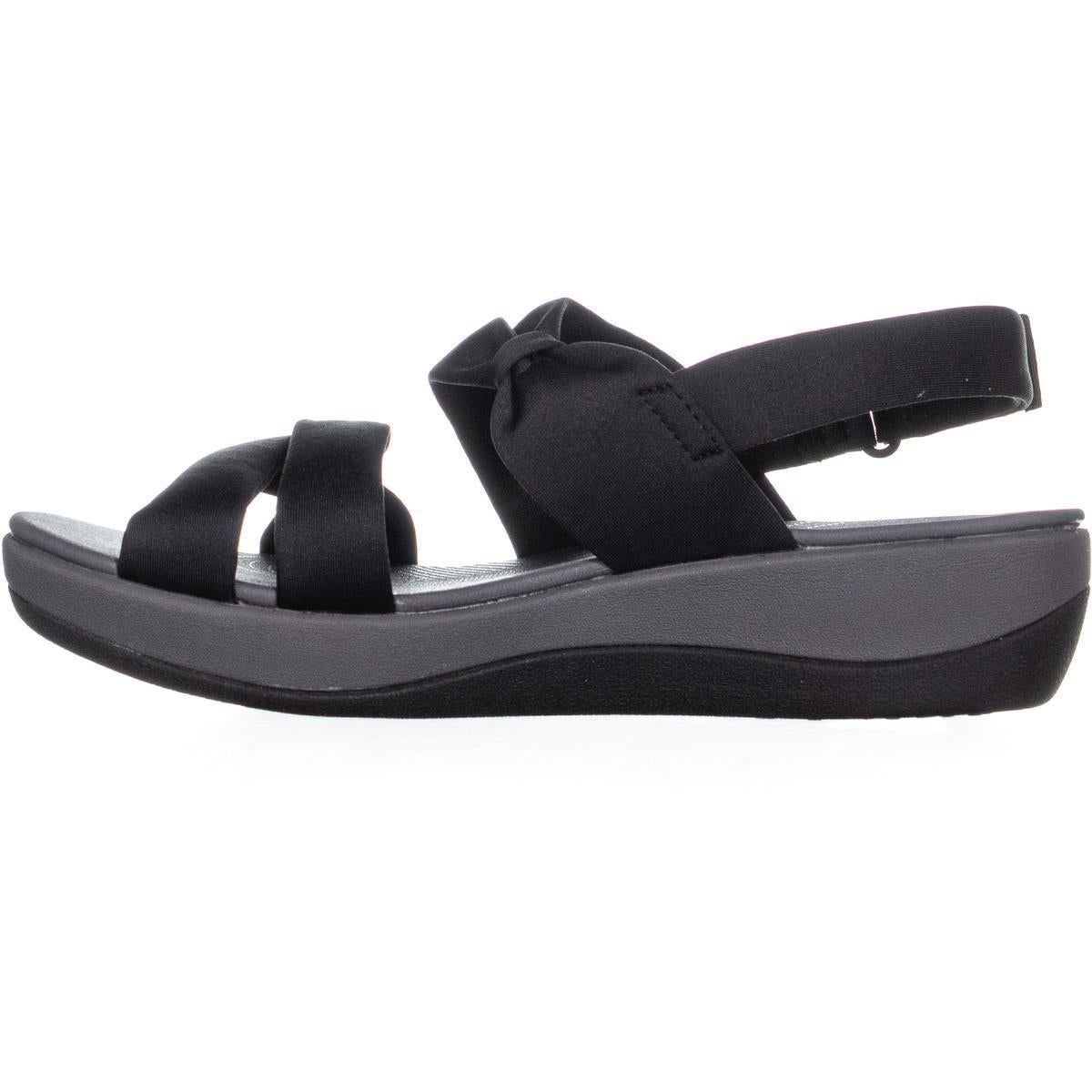 1e4bb263195 Shop Cloudsteppers by Clarks Arla Mae Bow Sandals