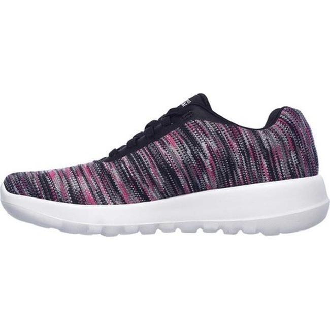 eb27867f0eb Shop Skechers Women s GOwalk Joy Invite Walking Shoe Black Pink - Free  Shipping On Orders Over  45 - Overstock - 20223746