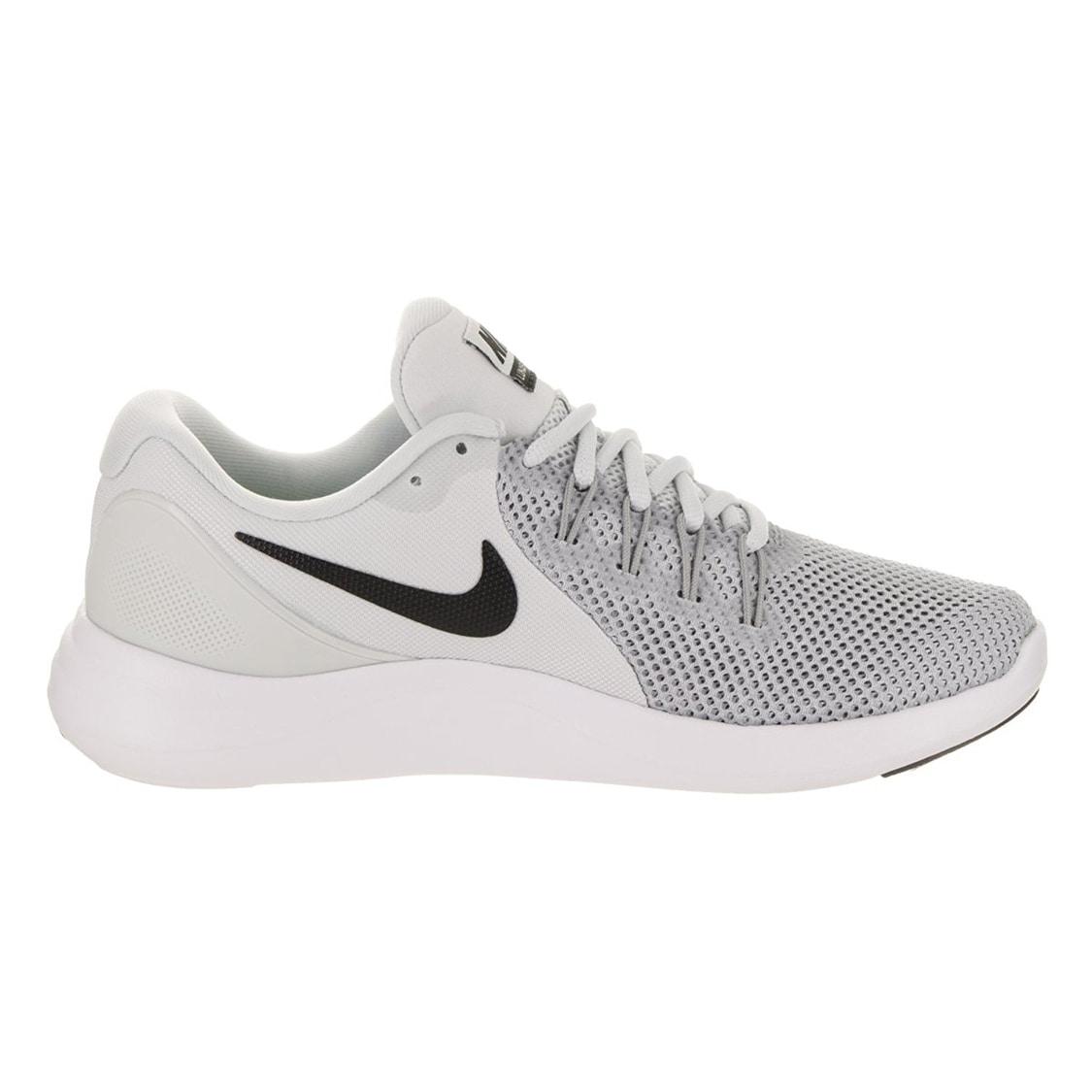 37fd44f4545 Shop Nike Women s Lunar Apparent Pure Platinum Black Wolf Grey Running Shoe  Women - Free Shipping Today - Overstock - 17949983