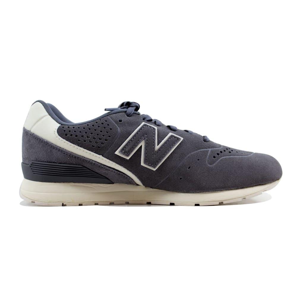 hot sale online 92877 a314a New Balance 696 Re-Engineered Grey Men's MRL696DY Size 8.5 Medium
