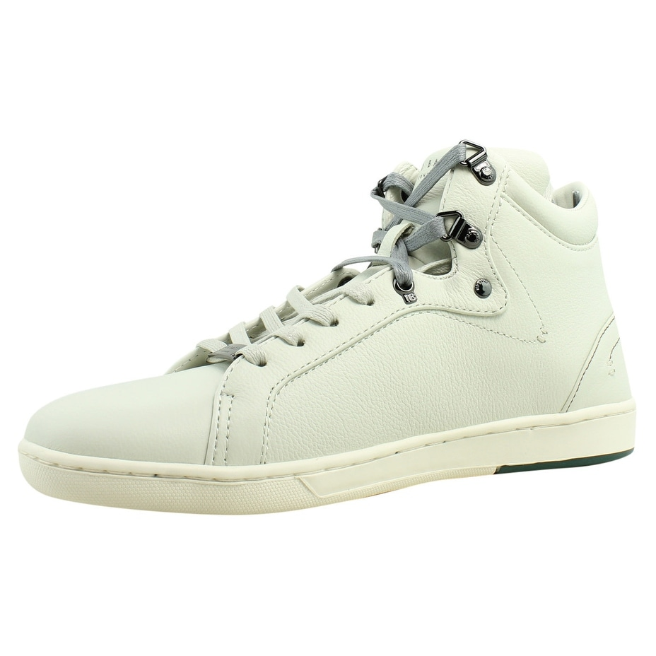 2b5d0d28a Shop Ted Baker Mens Alcaeus 2 WhiteLeather Fashion Shoes Size 8.5 - Free  Shipping Today - Overstock - 22900985