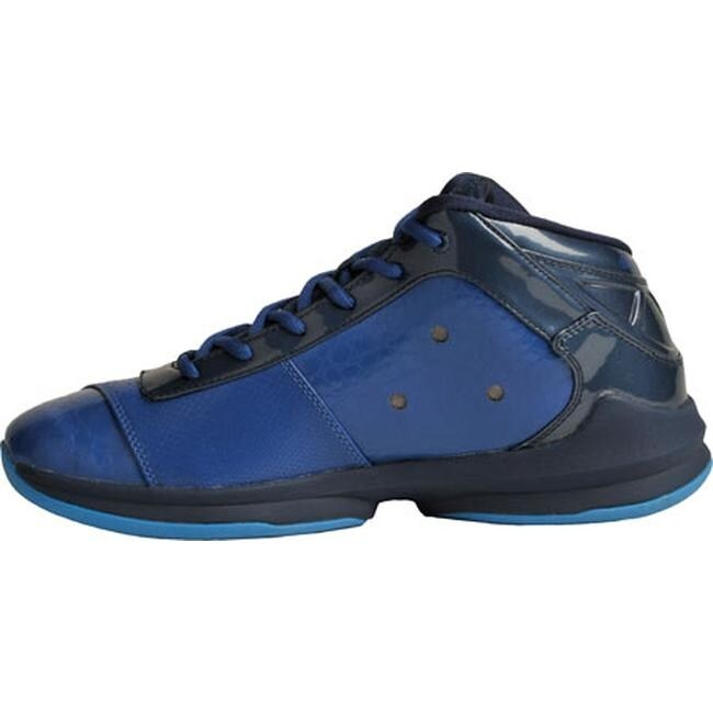 Shop Peak Men s E23131A Basketball Shoe Mid Blue - On Sale - Free Shipping  Today - Overstock.com - 12152324 07986505fee