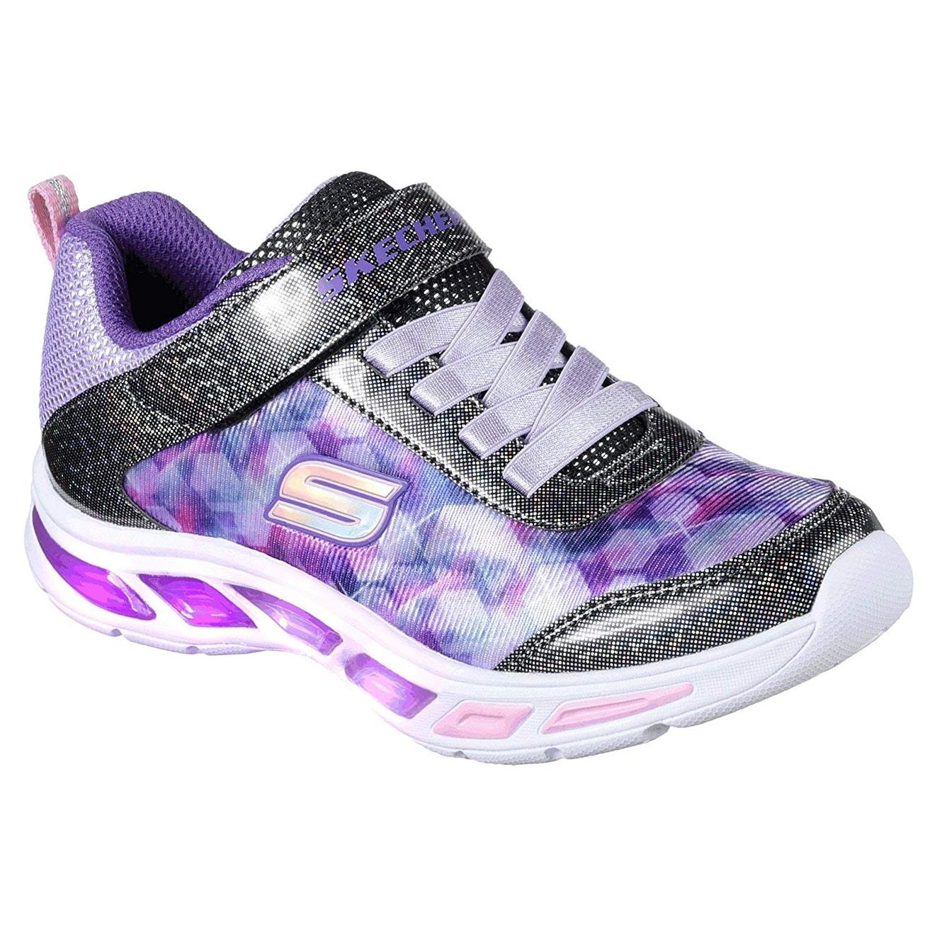 fa6deadc2870 Shop Skechers Kids Girls  Litebeams-Dance N glow Sneaker