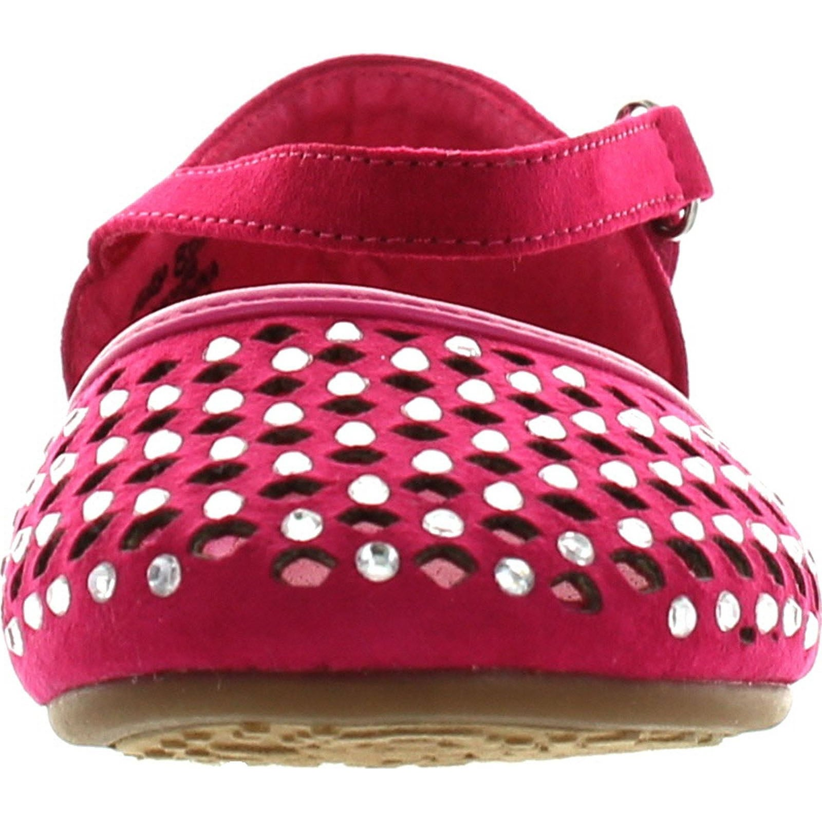 2eb73735c2cff ... Shop Jelly Beans Capa Kid s Big Girls Ankle Strap Rhinstone Ornament  Sandals Shoes - Free  Teva Toachi 4 ...