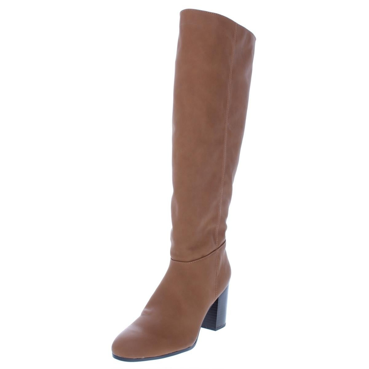f7d6fa4dc2b1a Shop Circus by Sam Edelman Womens Sibley Riding Boots Padded Insole Over -The-Knee - Free Shipping Today - Overstock.com - 24186564
