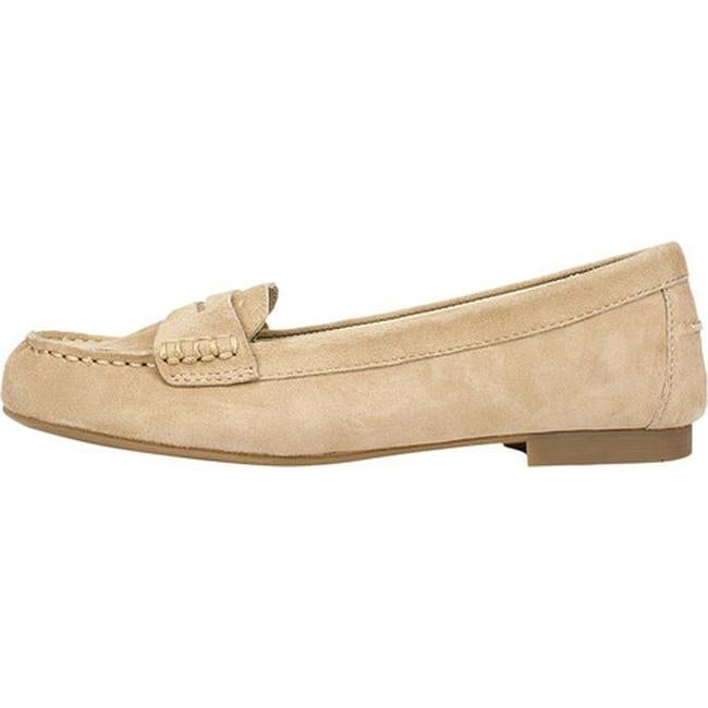 033a3bd3e38 Shop White Mountain Women s Markos Penny Loafer Saddle Suede - Free  Shipping Today - Overstock - 14650086