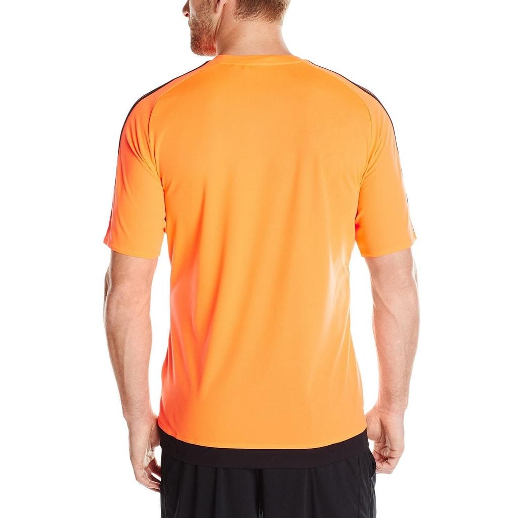 28a457f3b Shop Adidas Boys Estro 15 Jersey T-Shirt Solar Orange/Black Size Youth -  Orange - Free Shipping On Orders Over $45 - Overstock - 26460055