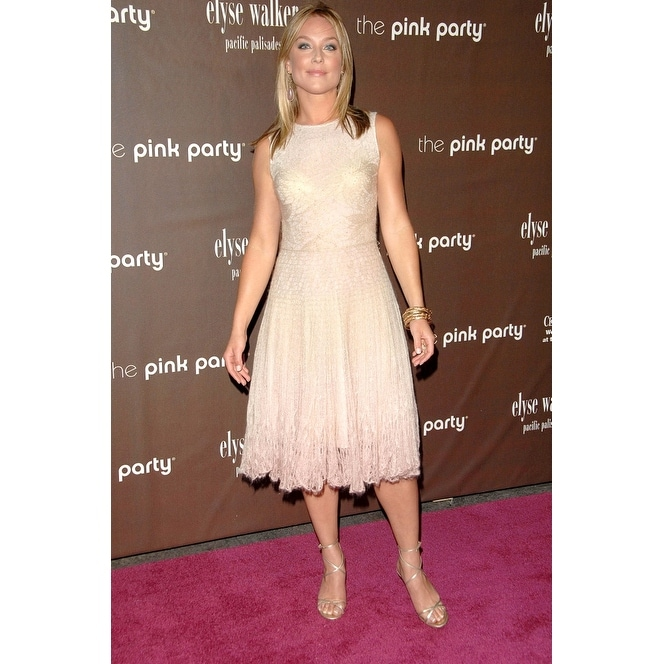 Elisabeth Rohm At Arrivals For The 3Rd Annual Elyse Walker Pink Party  Benefit For Cedars-Sinai WomenS Cancer Research Institute