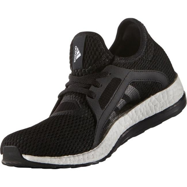 online store 0d5ab 52193 Shop adidas Women s Pureboost X Trainer Core Black Core Black DGH Solid  Grey - Free Shipping Today - Overstock - 15378377